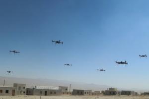 Армия США успешно испытала мобильную систему защиты от дронов