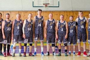 Баскетбольна збірна Луцьку виграла міжнародний ветеранський турнір