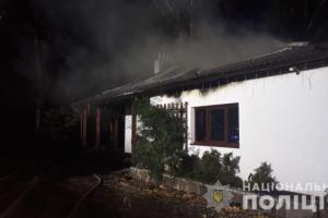 Hontarewa powiedziała, że w nocy został spalony jej dom pod Kijowem WIDEO