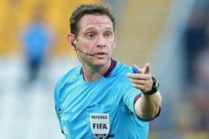Украинские арбитры рассудят матч 1 тура Лиги Европы УЕФА