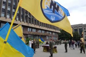 У Запоріжжі в останню путь провели бійця полку «Азов»