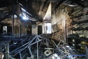 Finanzministerin: Brandanschlag auf Hontarewas Haus Akt der Einschüchterung oder Rache