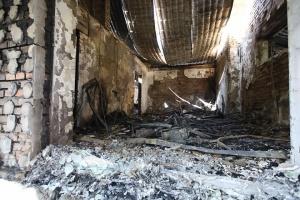 Події навколо Гонтаревої: поліція не виключає, що дві пожежі - пов'язані