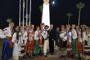 Ансамбль «Промінь» представив яскраву програму на фольклорному фестивалі на Кіпрі