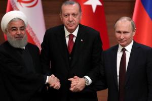 Сирия на троих – и никаких США