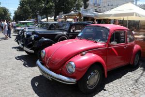 У Львові на ярмарку оберуть найелегантнішу ретротехніку