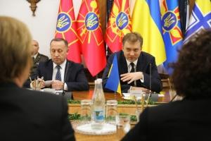 В МОУ обговорили співпрацю між Британією та Україною