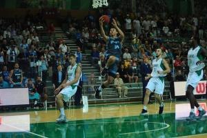 Баскетбол: «Днепр» выиграл первый матч за Суперкубок Украины