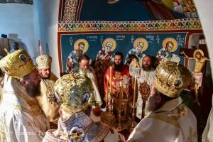 Делегация ПЦУ сослужила в Греции иерархам трех поместных церквей