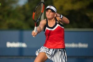 Козлова проиграла 4-й сеяной турнира WTA International в Гуанчжоу
