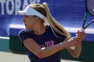 Надія Кіченок вийшла до парного чвертьфіналу турніру WTA Premier в Осаці