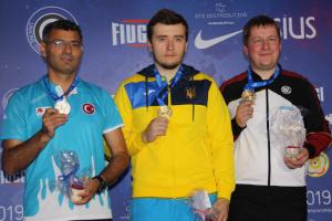Павло Коростильов став чемпіоном Європи зі стрільби з малокаліберної зброї