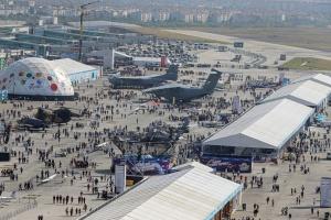 Україна показала Ан-178 на виставці Teknofest-2019 у Стамбулі