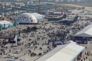 Ukraine showcases An-178 at Teknofest 2019 exhibition in Istanbul