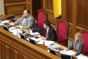 Рада ухвалила закон про початок роботи Антикорупційного суду