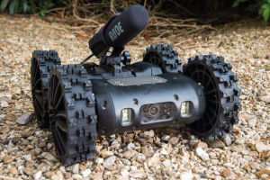 Франция закупила микророботов для разведки