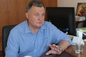 Евгений Быстрицкий, президент Украинского философского фонда