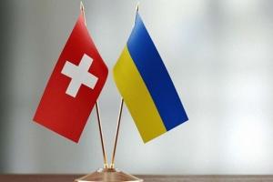 Die Ukraine und die Schweiz unterzeichnen Memorandum über Herstellung von Beatmungsgeräten