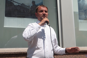 Viatrovych dismissed as chairman of Ukrainian Institute of National Remembrance