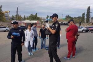 Поліція затримала підозрюваного у вбивстві трьох людей на АЗС в Миколаєві