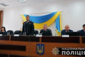 Князев представил нового главу полиции Запорожской области
