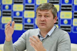 Косенко рассказал о задачах украинских футзалистов на турнире в Ивано-Франковске