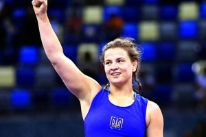 Украинка Бережная стала серебряным призером чемпионата мира по спортивной борьбе