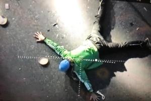 Мінветеранів: Не дозволимо використати інцидент на мосту Метро для очорнення бійців