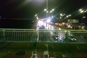 Рух поїздів столичним мостом Метро відновили