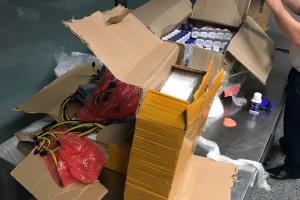 """В іноземця в """"Борисполі"""" прикордонники вилучили обладнання для майнінгу"""