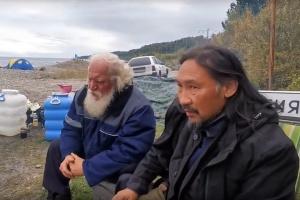 У Росії невідомі викрали шамана, який іде виганяти Путіна