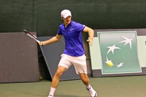 Молчанов у парі програв на старті турніру ATP в Метці