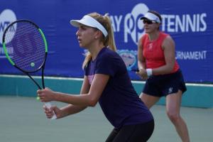 Надія Кіченок пробилася в парний півфінал турніру WTA в Осаці