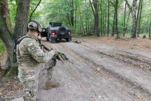 На Львівщині тривають навчання Rapid Trident-2019 за участю військових з 14 країн
