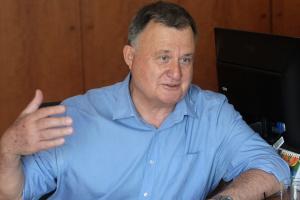 Євген Бистрицький, президент Українського філософського фонду