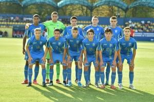 Юнацька збірна України з футболу розпочинає підготовку до турніру в Латвії