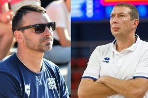 Тренери збірних України з баскетболу 3х3 Холопов і Юшкін подали у відставку
