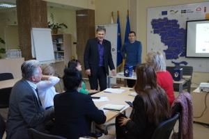На Миколаївщині громади вчилися відстоювати свої права у процесі об'єднання