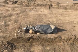 """Кістки з мусульманського кладовища в Криму """"археологи"""" зберігають просто неба"""