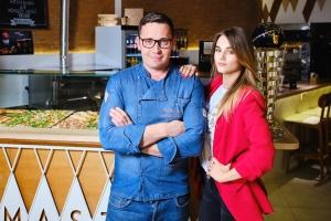 Зірковий піцайоло Андрій Злотко розповість секрети приготування піци на проєкті в Римі