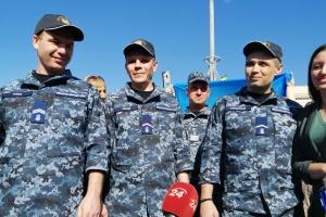 """Моряк Беспальченко рассказал, как добивался разрешения на бракосочетание в """"Лефортово"""""""
