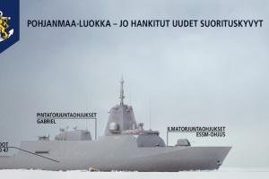 Фінляндія закупить бойових човнів на 1,3 мільярда євро