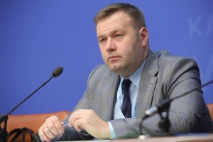 Minister Orzhel: Russia ready to sign agreement on gas transit