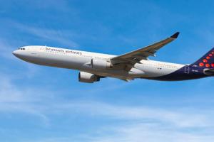 Brussels Airlines закриє свій єдиний маршрут до України