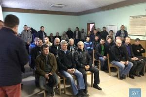 На Волині протестують шахтарі: один гірник – добу під землею