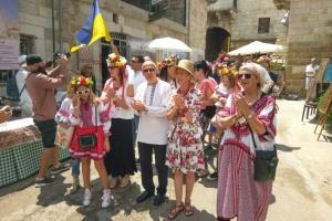 Ліванське місто Дума у жовтні прийматиме Другий Український фестиваль
