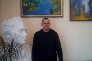 Сенцову збираються вручити Шевченківську премію, присуджену у 2016 році