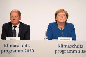 Германия до 2023 года вложит в защиту климата €54 миллиарда
