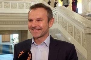 Вакарчук про концерт у Мінську: Конституція дозволяє депутату займатися творчістю