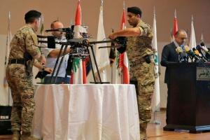 Ліван показав безпілотники, нібито використані Ізраїлем під час удару по Бейруту